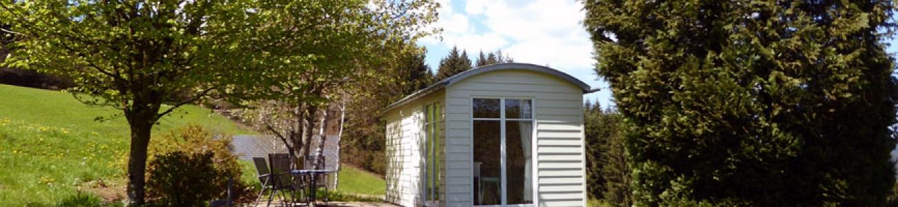 Schäferwagen Little Cottage